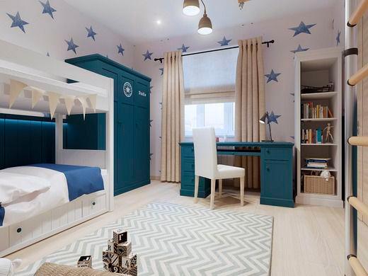 звезды в комнате