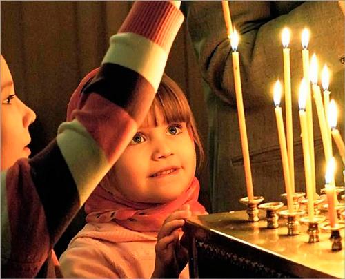 православные стихи для детей дошкольного возраста