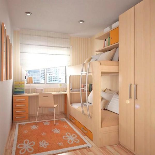 дизайн комнаты для двух мальчиков 8