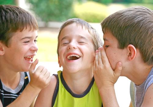 Как научить ребенка общаться со сверстниками 3
