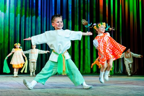 Стихи про народный танец для детей