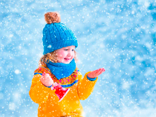 Загадки про природу с ответами: снежинки