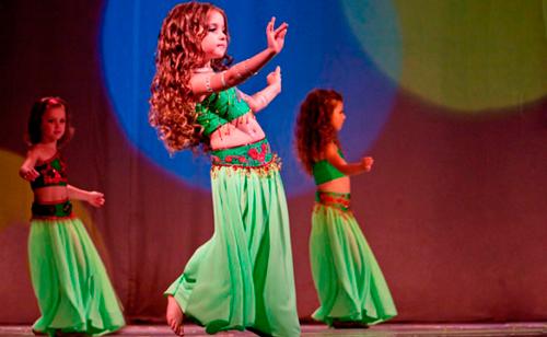 детские стихи ко Дню танца