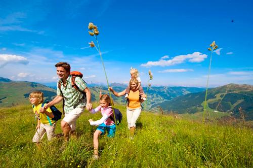 семейная традиция - туристические походы