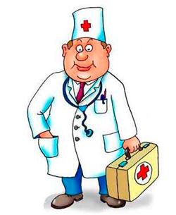 детские стихи про профессию врача