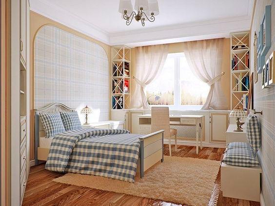 Комната для мальчика в стиле Прованс 3
