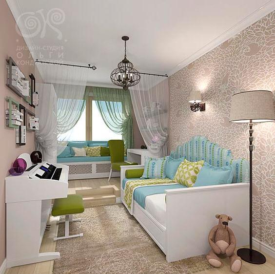 мебель для детской комнаты в стиле Прованс 2