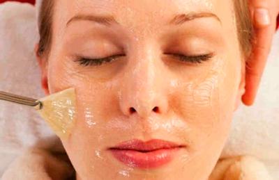 Желатиновая маска для кожи