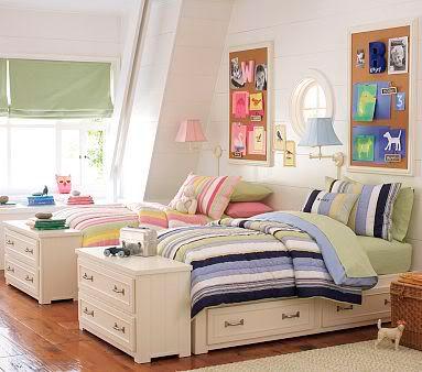 фото детской комнаты для мальчика и девочки 10