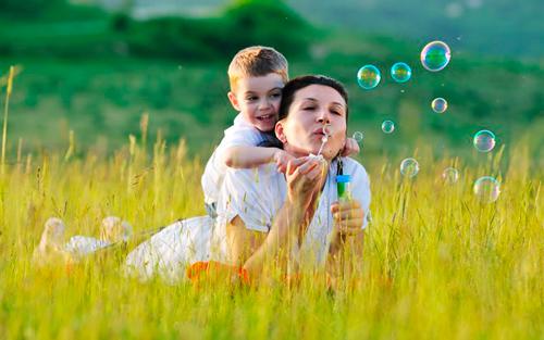 очень нежные стихи о маме для детей
