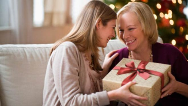 Какой подарок подарить маме на Новый год 2018