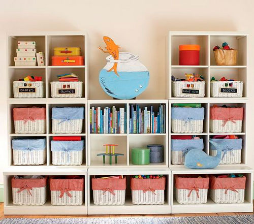 расположение мебели в комнате ребенка 4