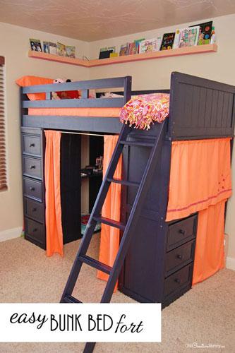 как правильно раставить мебель в детской 8