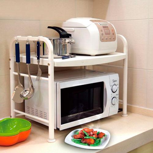 идея как навести порядок на маленькой кухне