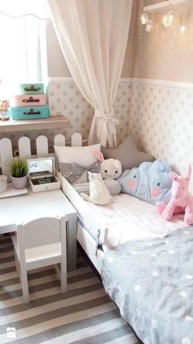 план расположения мебели в детской 4