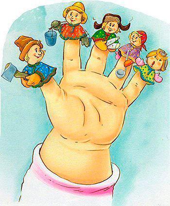 пальчиковые стихи
