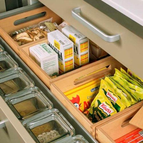 идеи хранения специй на кухне