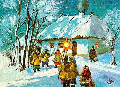 Картинки по запросу Колядки на Рождество