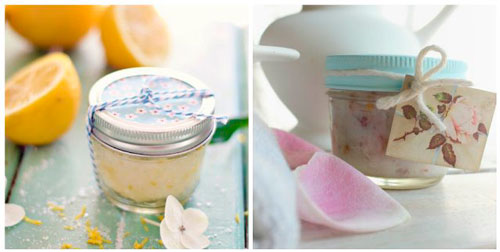 scrub recipes for dry skin