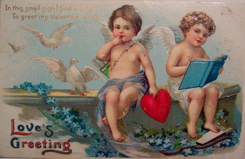 История праздника день святого Валентина