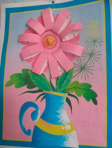 открытки на 8 марта для школьников