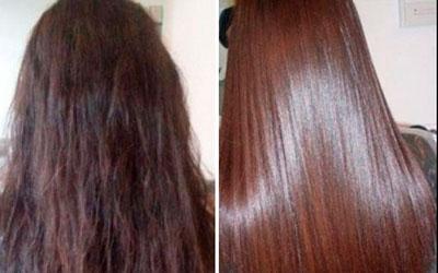 рецепты масок для волос на основе касторового масла