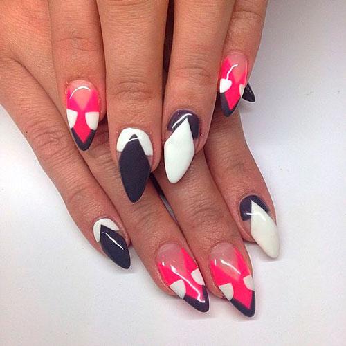 безупречные ногти на руках