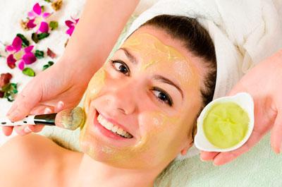 Желатиновые маски с маслом для лица