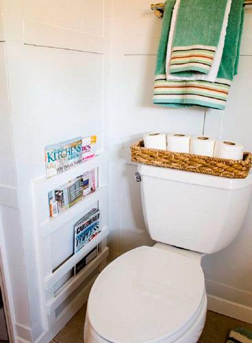 как навести порядок в туалете 2