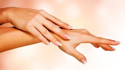 красивые руки с помощью парафина