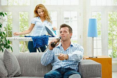 когда стоит поставить мужа на место