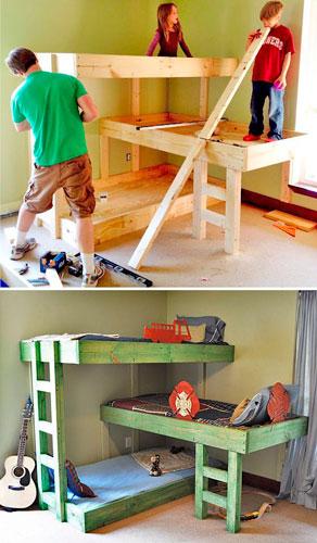фотография детской комнаты для проих детей