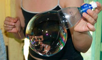 рецепт приготовления мыльных пузырей