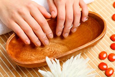 Маска для ногтей против расслаивания