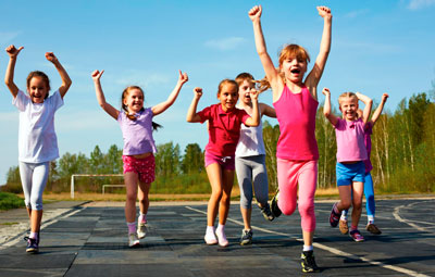 physical education of boys and girls of preschool age