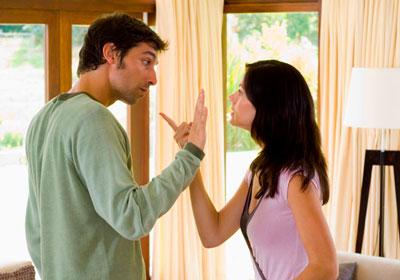 как поставить своего мужа на место