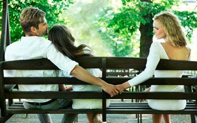 Муж разлюбил жену и ушел к другой