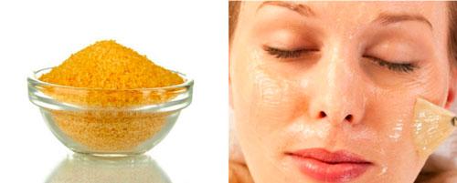 Как избавиться от мимических морщин с помощью желатина