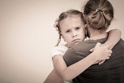Воспитание в неполной семье сына и дочери