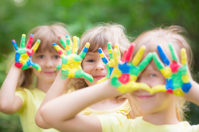 Загадки про цвета для детей 5-6 лет