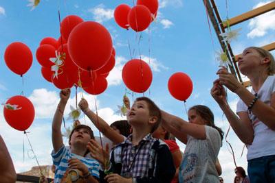 Стихи на День Города для школы