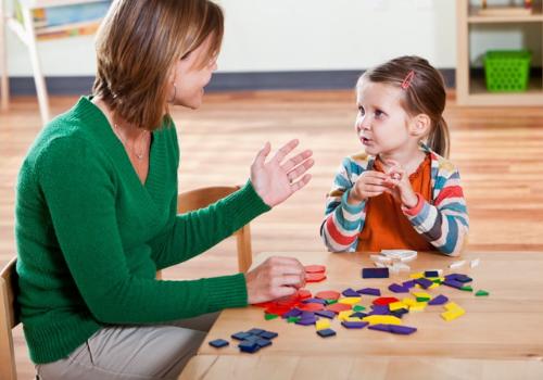 общайтесь с ребенком 15 минут в день