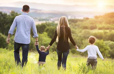 традициоонные для росиян семейные ценности