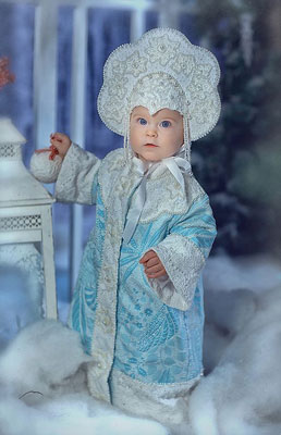 детские загадки про снегурочку