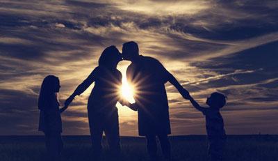 семейные ценности: любовь и верность