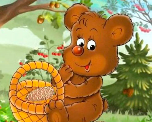 30 стихов про медведя для детей