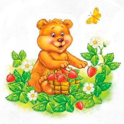 Стихи про медведя для школьников
