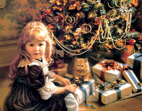 Стихи про Новый год для детей в сад