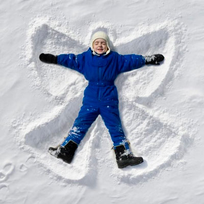 Детские стихи про мороз в школу и сад