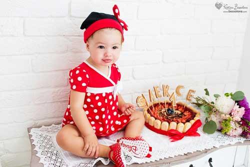 детский день рождения в домашних условиях: на 1 год